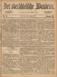 Der Oberschlesische Wanderer, 1877, Jg. 50, Nr. 17