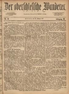 Der Oberschlesische Wanderer, 1877, Jg. 50, Nr. 21
