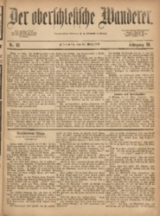 Der Oberschlesische Wanderer, 1877, Jg. 50, Nr. 32