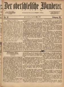 Der Oberschlesische Wanderer, 1877, Jg. 50, Nr. 35