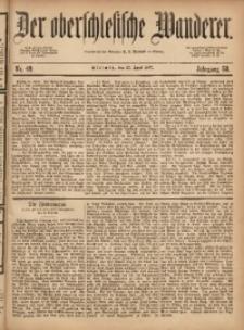 Der Oberschlesische Wanderer, 1877, Jg. 50, Nr. 49