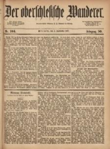 Der Oberschlesische Wanderer, 1877, Jg. 50, Nr. 104