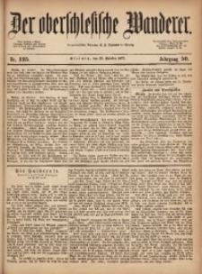 Der Oberschlesische Wanderer, 1877, Jg. 50, Nr. 125