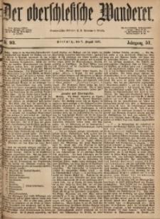 Der Oberschlesische Wanderer, 1878, Jg. 51, Nr. 93