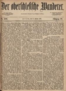 Der Oberschlesische Wanderer, 1878, Jg. 51, Nr. 122