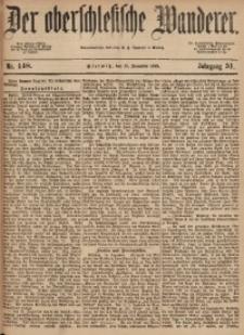 Der Oberschlesische Wanderer, 1878, Jg. 51, Nr. 148