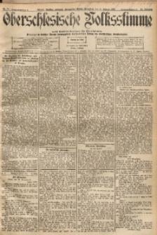 Oberschlesische Volksstimme, 1898, Jg. 24, Nr. 34