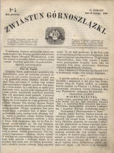 Zwiastun Górnoszlązki, 1868, R. 1, nr 5