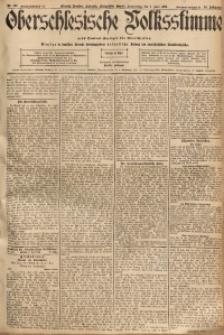 Oberschlesische Volksstimme, 1898, Jg. 24, Nr. 129