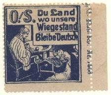 O./S. [Oberschlesien] Du Land wo unsere Wiege stand Bleibe Deutsch