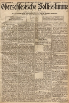 Oberschlesische Volksstimme, 1898, Jg. 24, Nr. 255
