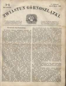 Zwiastun Górnoszlązki, 1868, R. 1, nr 9
