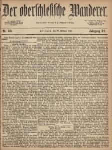 Der Oberschlesische Wanderer, 1879, Jg. 51, Nr. 23