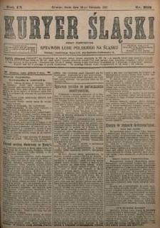 Kuryer Śląski, 1917, R. 9 [właśc. 11], nr 262