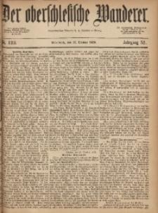 Der Oberschlesische Wanderer, 1879, Jg. 52, Nr. 122