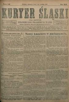 Kuryer Śląski, 1917, R. 9 [właśc. 11], nr 277