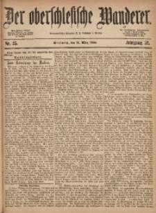 Der Oberschlesische Wanderer, 1880, Jg. 52, Nr. 35