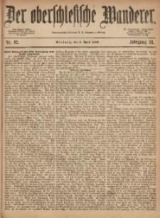 Der Oberschlesische Wanderer, 1880, Jg. 53, Nr. 42