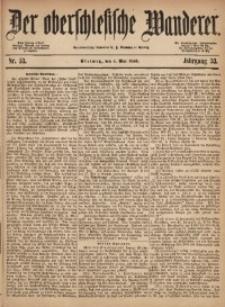 Der Oberschlesische Wanderer, 1880, Jg. 53, Nr. 53