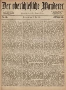 Der Oberschlesische Wanderer, 1880, Jg. 53, Nr. 56
