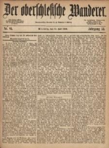 Der Oberschlesische Wanderer, 1880, Jg. 53, Nr. 81