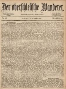 Der Oberschlesische Wanderer, 1881, Jg. 53, Nr. 15