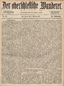 Der Oberschlesische Wanderer, 1881, Jg. 53, Nr. 17