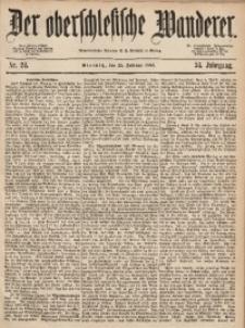 Der Oberschlesische Wanderer, 1881, Jg. 53, Nr. 24