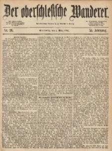 Der Oberschlesische Wanderer, 1881, Jg. 53, Nr. 26