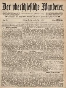Der Oberschlesische Wanderer, 1881, Jg. 54, Nr. 51