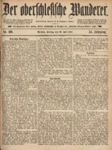 Der Oberschlesische Wanderer, 1881, Jg. 54, Nr. 136