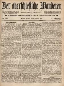 Der Oberschlesische Wanderer, 1881, Jg. 54, Nr. 214
