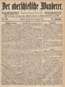 Der Oberschlesische Wanderer, 1881, Jg. 54, Nr. 262
