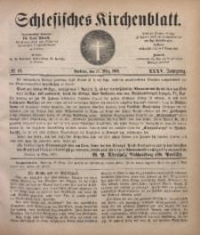 Schlesisches Kirchenblatt, 1869, Jg. 35, Nr. 13