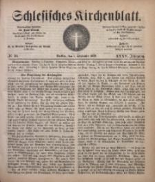 Schlesisches Kirchenblatt, 1869, Jg. 35, Nr. 36