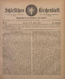 Schlesisches Kirchenblatt, 1885, Jg. 51, Nr. 9