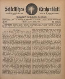 Schlesisches Kirchenblatt, 1885, Jg. 51, Nr. 44