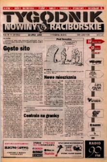 Nowiny Raciborskie. R. 7, nr 29 (331) [332].