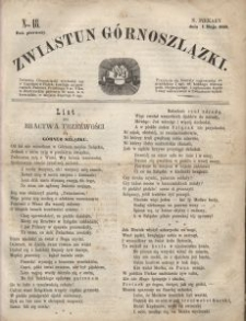 Zwiastun Górnoszlązki, 1868, R. 1, nr 18