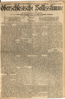 Oberschlesische Volksstimme, 1899, Jg. 24, Nr. 64