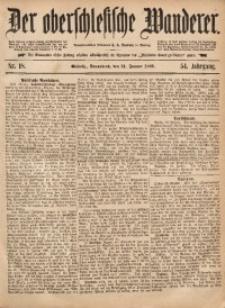 Der Oberschlesische Wanderer, 1882, Jg. 54, Nr. 18