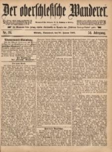 Der Oberschlesische Wanderer, 1882, Jg. 54, Nr. 24