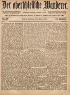 Der Oberschlesische Wanderer, 1882, Jg. 54, Nr. 30