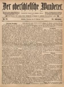 Der Oberschlesische Wanderer, 1882, Jg. 54, Nr. 37