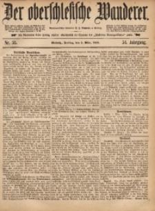 Der Oberschlesische Wanderer, 1882, Jg. 54, Nr. 53