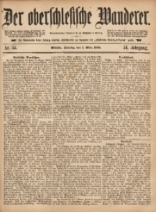 Der Oberschlesische Wanderer, 1882, Jg. 54, Nr. 55