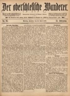 Der Oberschlesische Wanderer, 1882, Jg. 55, Nr. 95