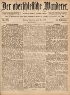 Der Oberschlesische Wanderer, 1882, Jg. 55, Nr. 105
