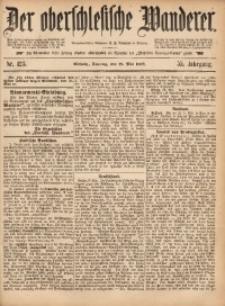 Der Oberschlesische Wanderer, 1882, Jg. 55, Nr. 123