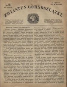 Zwiastun Górnoszlązki, 1868, R. 1, nr 20